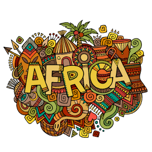 Africa Stickers messages sticker-0