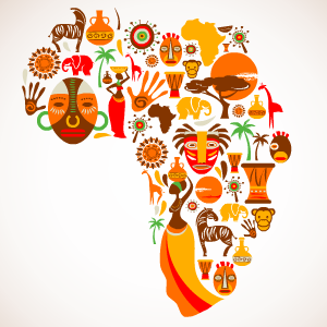 Africa Stickers messages sticker-2