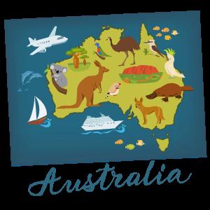 Australia Stickers messages sticker-0