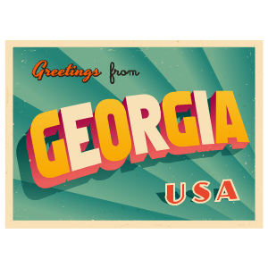 Georgia Stickers messages sticker-0