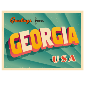 Georgia Stickers messages sticker-11