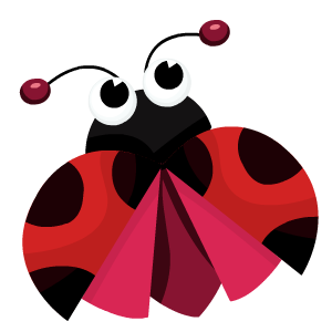 Ladybug Stickers messages sticker-9