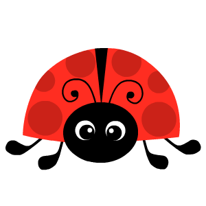 Ladybug Stickers messages sticker-5
