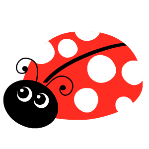 Ladybug Stickers messages sticker-2