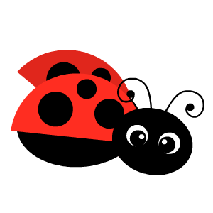 Ladybug Stickers messages sticker-7