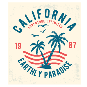 California Stickers messages sticker-5