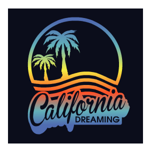 California Stickers messages sticker-2