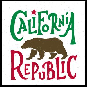 California Stickers messages sticker-3