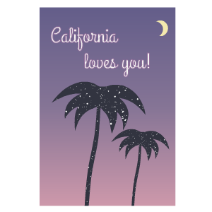 California Stickers messages sticker-0