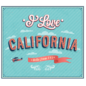 California Stickers messages sticker-1