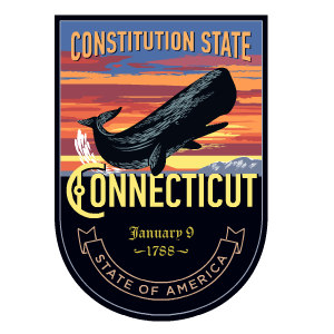 Connecticut Stickers messages sticker-4