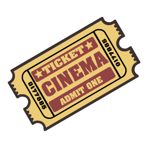 Movie Theater Stickers messages sticker-6