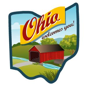 Ohio Stickers messages sticker-10