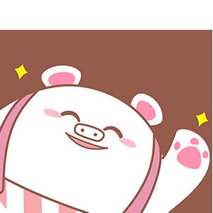 Piggy Boom messages sticker-0