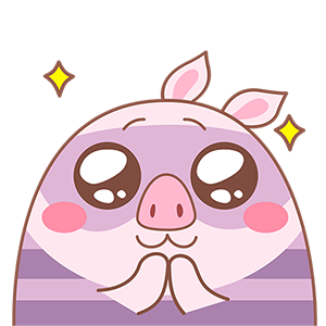 Piggy Boom messages sticker-3
