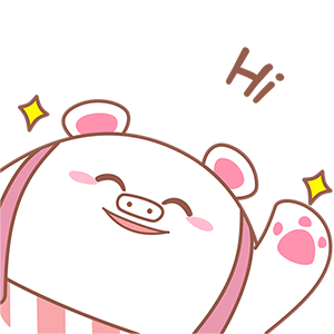 Piggy Boom messages sticker-0
