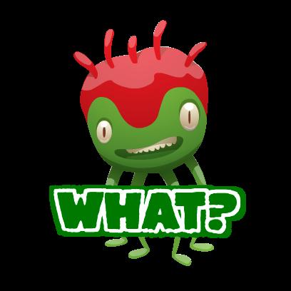 Monster Stickers messages sticker-6