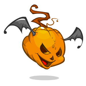 Pumpkin Stickers messages sticker-9