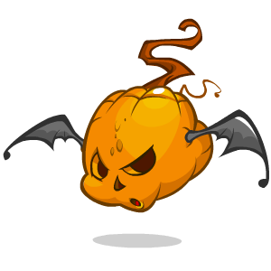 Pumpkin Stickers messages sticker-10