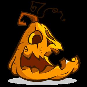 Pumpkin Stickers messages sticker-3