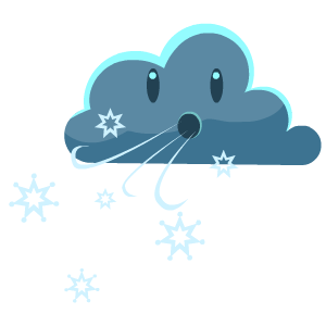 Weather Stickers messages sticker-3