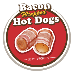 Bacon Stickers messages sticker-11