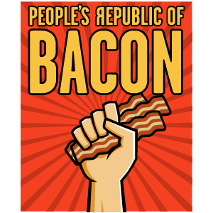 Bacon Stickers messages sticker-0