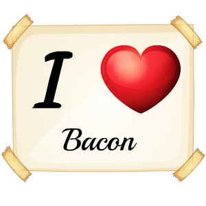 Bacon Stickers messages sticker-7