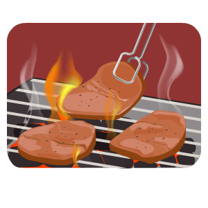 BBQ Sticker messages sticker-11