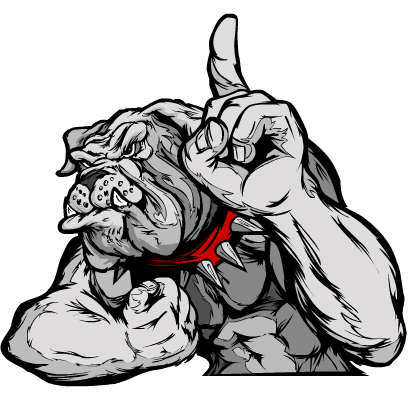 Bulldog Stickers messages sticker-5
