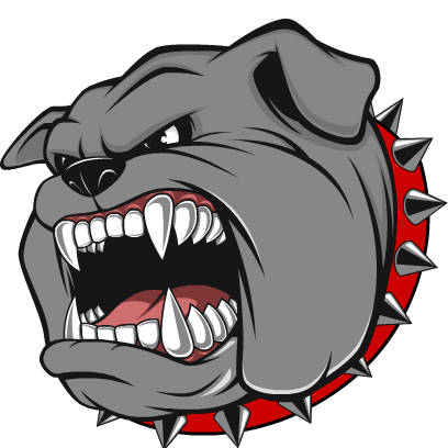 Bulldog Stickers messages sticker-1