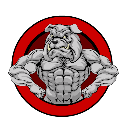 Bulldog Stickers messages sticker-3