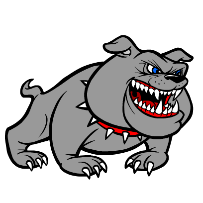 Bulldog Stickers messages sticker-6