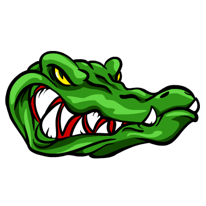 Gator Stickers messages sticker-4