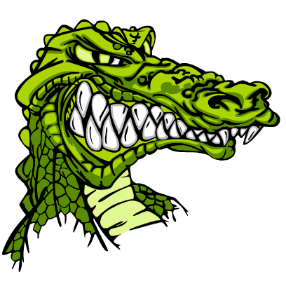 Gator Stickers messages sticker-11