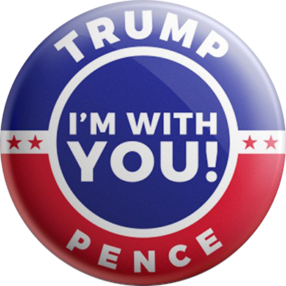 Donald Trump - 45th President of the United States messages sticker-3