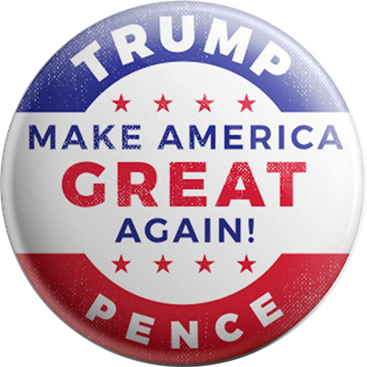 Donald Trump - 45th President of the United States messages sticker-0