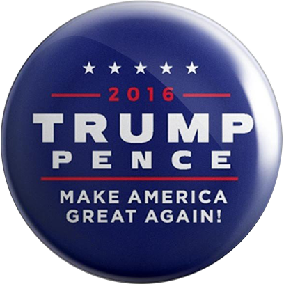 Donald Trump - 45th President of the United States messages sticker-4