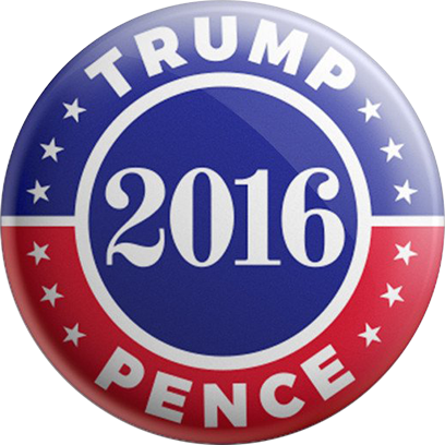 Donald Trump - 45th President of the United States messages sticker-1