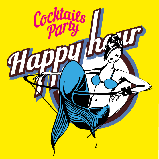 Happy Hour Stickers messages sticker-7