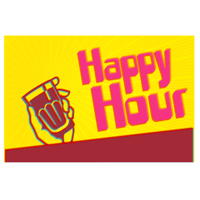 Happy Hour Stickers messages sticker-10