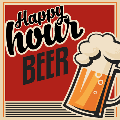 Happy Hour Stickers messages sticker-1