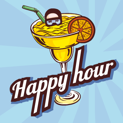 Happy Hour Stickers messages sticker-11