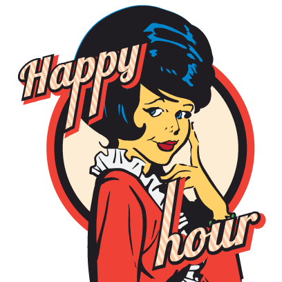 Happy Hour Stickers messages sticker-0