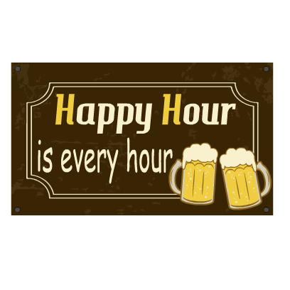 Happy Hour Stickers messages sticker-8