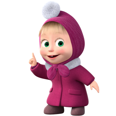 Match 3 Masha and the Bear Toy messages sticker-7