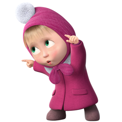 Match 3 Masha and the Bear Toy messages sticker-8