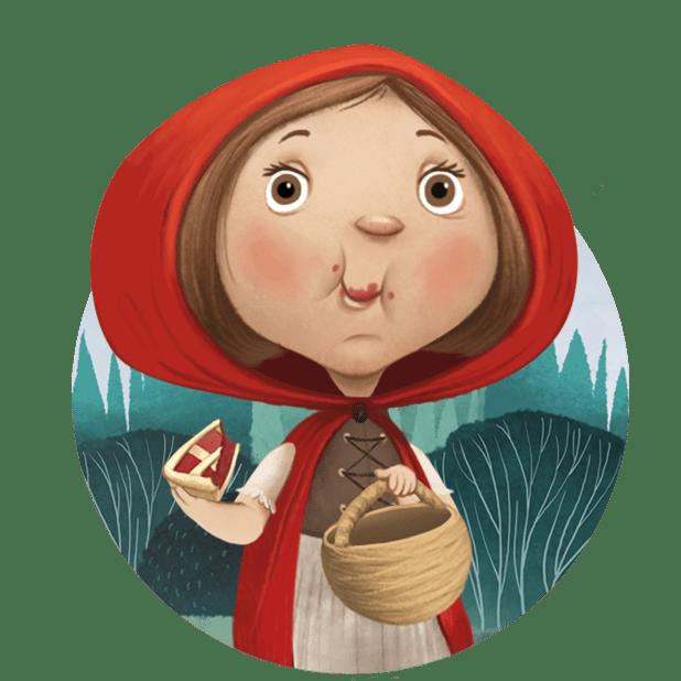 Kids'Corner: interactive tales for kids messages sticker-11