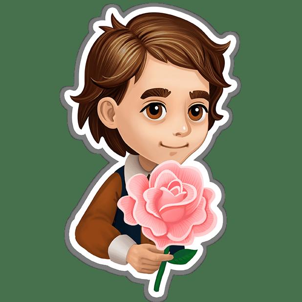 Kids'Corner: книжки и игры messages sticker-5