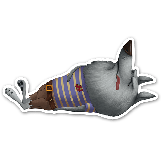Kids'Corner: книжки и игры messages sticker-8